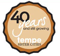 Tempe Sister Cities Week and 40th Anniversary Celebration October 3-9, 2011