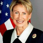 Barbara Barrett, Keynote Speaker for International Economic Forum
