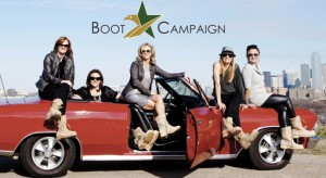 The Boot Girls-Boot Campaign