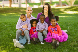 Dr. Brian and Keri deguzman & Family