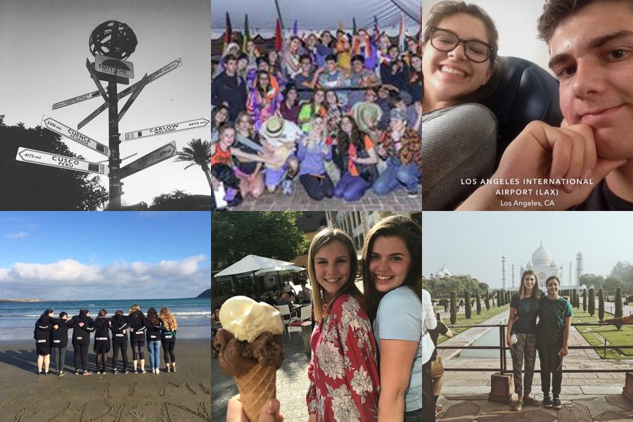 Follow the Student Exchange Delegates on Instagram!